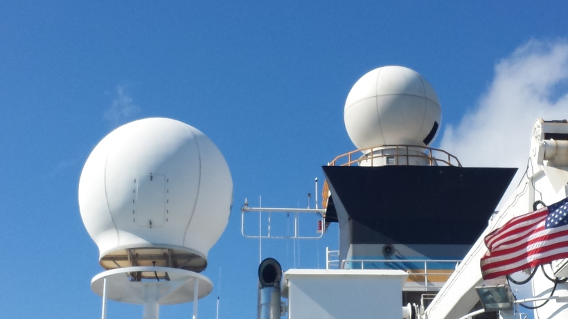 Government Maritime Systems VSAT