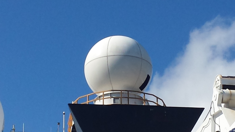 Marine HD Satellite Television Antenna Systems